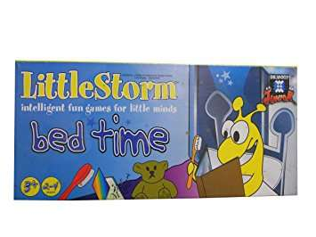 Little Storm - Bed time